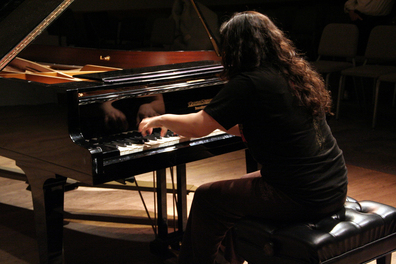 """an analysis of player piano Onomatopoeia onomatopoeia is the use of words or phrases like meow or beep that sound like what they are onomatopoeia is one of the sound techniques used in """"player piano""""."""